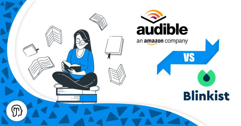 audible vs blinkist