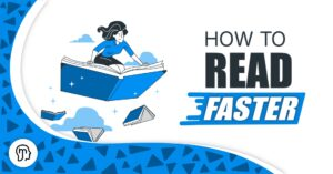 how to read faster without losing comprehension